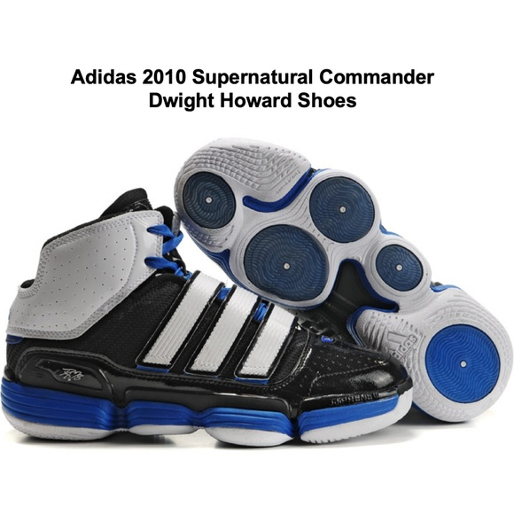 the sale of shoes great look get new Adidas 2010 Dwight Howard Shoes, M 9.5
